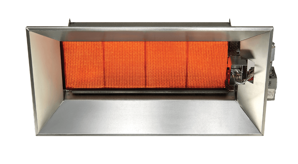 RBM Series commercial millivolt ceramic heater